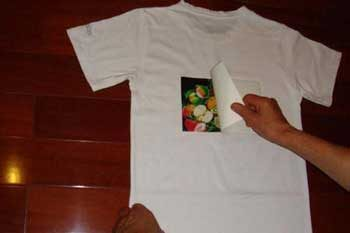 How to Print on Transfer Paper for a T-shirt