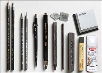 Charcoal Art Supplies