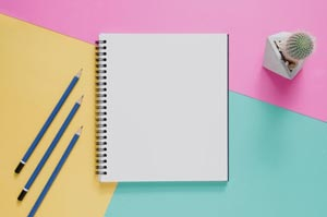 Notepads or Notebooks