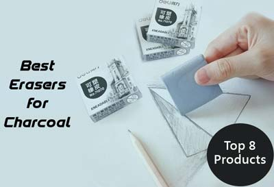 best Eraser for Charcoal