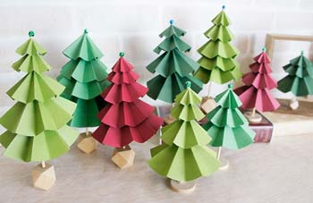 Card-Stock paper for decor item