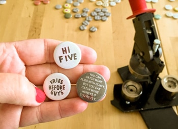 Benefits Of Using Button Maker