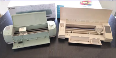 Differences between Cricut Explore Air 2 and Silhouette Cameo 3