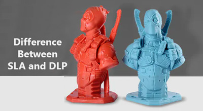 Difference between DLP and SLA