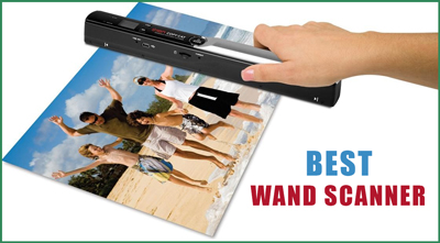 best portable wand scanner