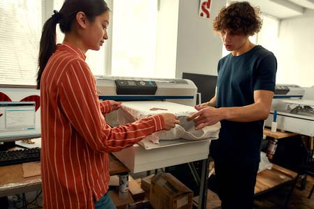 Advantages of Using Sublimation Printer for T-shirts Printing