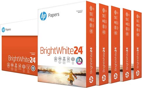 HP Laser Papers BrightWhite203000C