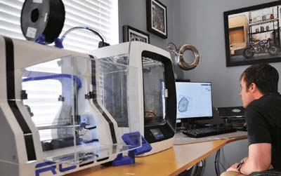 History - Journey To The First 3D Printer