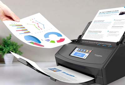 Photo Scanner With Feeder