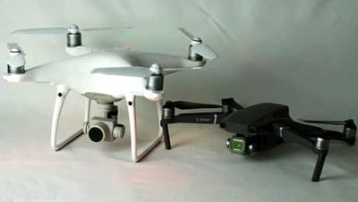 Difference Between Real Estate Drone And Normal Drone