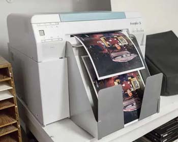 Photographic Paper For Inkjet Printers