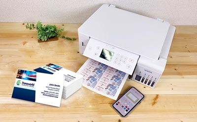 Best Printer for Business Cards