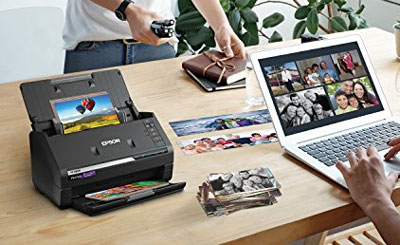 best photo scanners with feeder