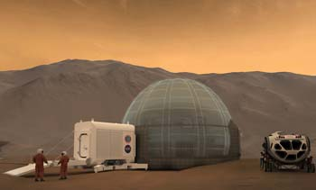 How 3D Printing Could Help Colonize Mars?