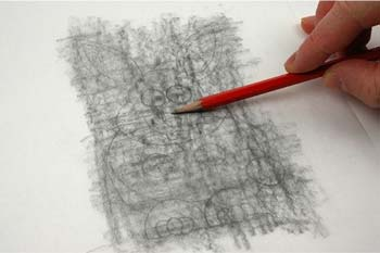 Trace paper With Pencil