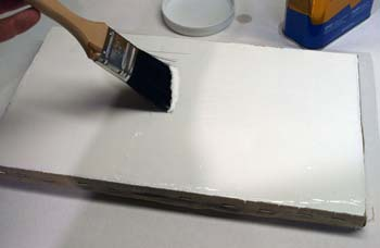 Why Gesso a Canvas