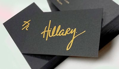 how to print gold on black paper
