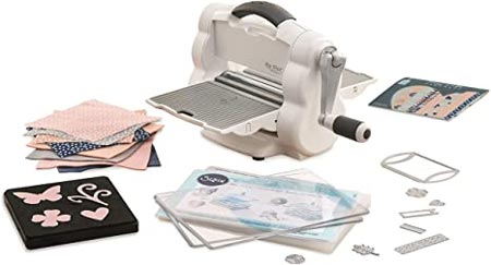 Die Cutting Options with Sizzix Big Shot