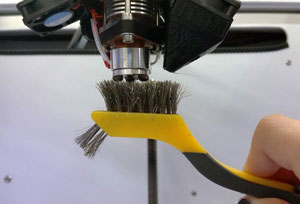 How To Clear A Blocked Nozzle
