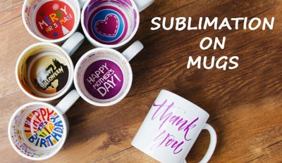 How To Do Sublimation On Mugs