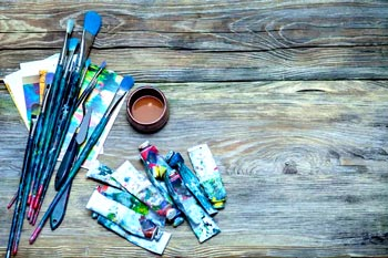 How to Get Acrylic Paint off Wood