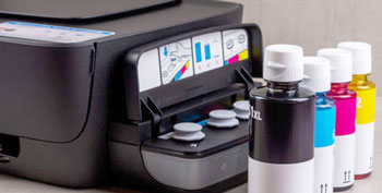What Are Ink Tank Printers?