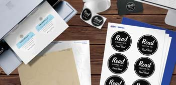 How To Print Avery® Labels Using Printer