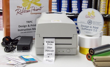 How To Print On Ribbon With Inkjet Printer